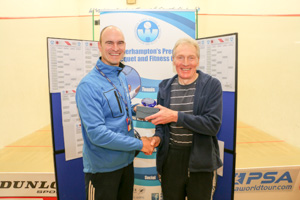 MO65 1st Barry Featherstone (Presented by Marc Hughes)