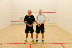 MO65 Finalists Terry Norman and Barry Featherstone