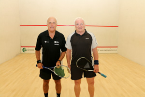 MO70 Finalists Brian Hardcastle and Adrian Wright
