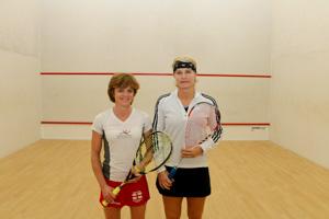 WO50 Finalists Pippa Green and Fran Wallis