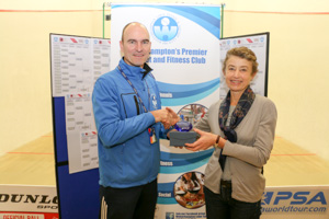 WO55 1st Jill Campion (Presented by Marc Hughes)