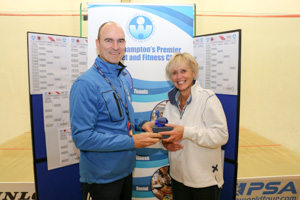 WO55 2nd Helen Gould (Presented by Marc Hughes)