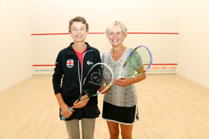 WO55 Finalists Jill Campion and Helen Gould