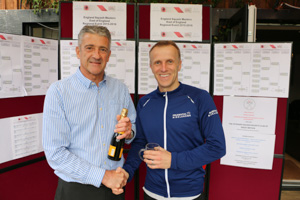 MO45 2nd Nick Brown (Presented by Peter Alexander)
