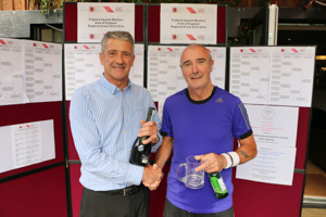 MO60 1st Mark Cowley (Presented by Peter Alexander)