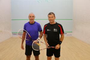 MO60 Finalists Mark Cowley vs Stuart Hardy