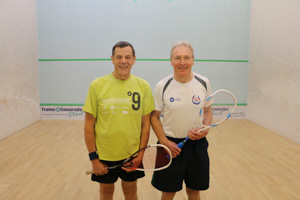 MO65 Finalists Peter Smith vs Barry Featherstone