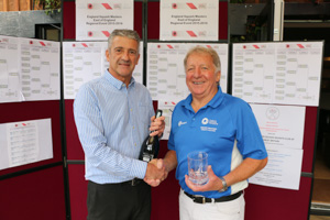 MO70 1st Chris Ansell (Presented by Peter Alexander)