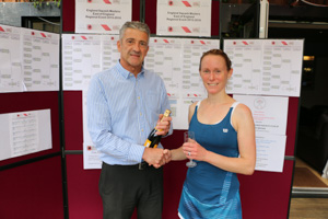 WO3540 2nd Kate Bradshaw (Presented by Peter Alexander)