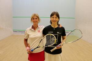 WO4550 Finalists Isabelle Tweedle vs Rachel Woolford