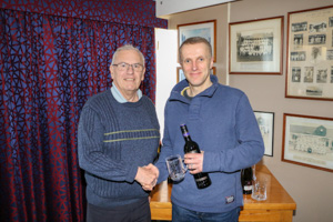 MO45 2nd Nick Brown (Presented by Bob Townsend)