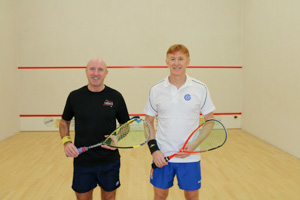 MO55 Finalists Neil Harrison vs Mark Woodliffe