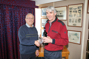 MO60 2nd Martin McDonnell (Presented by Bob Townsend)