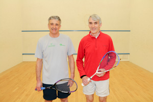 MO60 Finalists Peter Alexander vs Martin McDonnell