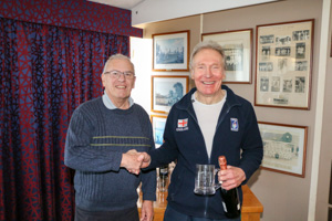 MO65 1st Barry Featherstone (Presented by Bob Townsend)