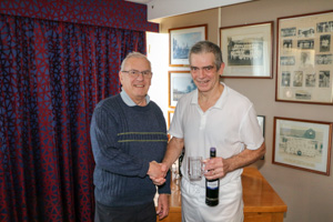 MO65 2nd John Hithersay (Presented by Bob Townsend)