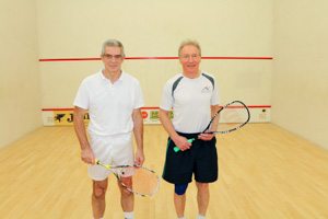 MO65 Finalists John Hithersay vs Barry Featherstone