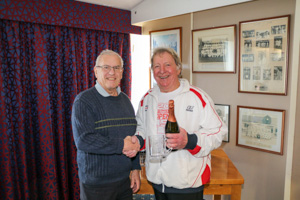 MO70 1st Chris Ansell (Presented by Bob Townsend)