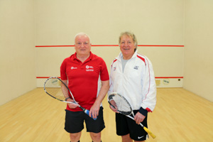 MO70 Finalists Adrian Wright vs Chris Ansell