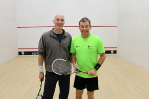 MO60 Finalists Paul Harris vs Stuart Hardy