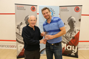 MO70 1st Mike Clemson (Presented by Lee Beachill)
