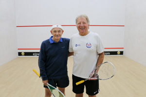 MO70 Finalists Mike Clemson vs Chris Ansell