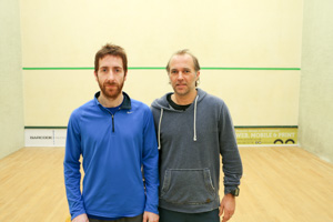 MO35 Finalists Jamie Goodrick vs Nick Wall