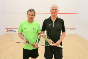 MO60 Finalists Stuart Hardy vs Paul Reader
