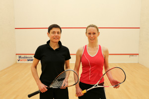WO35-40 3rd-4th Play-off Evi Kohl vs Kate Bradshaw