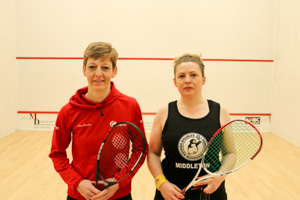 WO35-40 Finalists Sam Mueller vs Zoe Shardlow