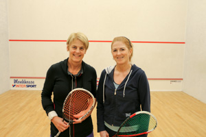 WO50-55 3rd-4th Play-off Karen Hume vs Hilary Kenyon