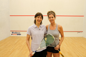 WO50-55 Finalists Rachel Woolford vs Shelly Walsh