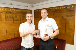 MO35 1st Chris Gillespie (Presented by Andrew Mulvey)