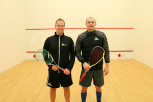 MO35 Finalists Marcus Hayes vs Chris Gillespie