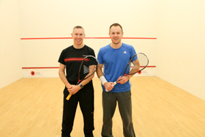 MO40 Finalists Jonathan Gliddon vs Ashley Bowling