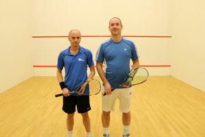 MO40 Plate Finalists Richard Betts vs Stuart Seymour