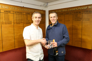 MO45 1st Nick Brown (Presented by Andrew Mulvey)