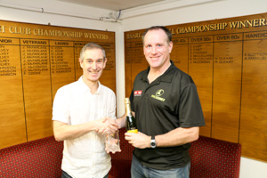 MO45 2nd Stuart Summers (Presented by Andrew Mulvey)