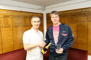 MO50 2nd Peter Gunter (Presented by Andrew Mulvey)