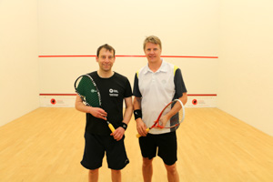 MO50 Finalists Marc Aldridge vs Peter Gunter