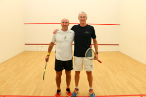MO55 Finalists Neil Harrison vs Dermot Hurford