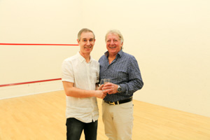 MO70 2nd Chris Ansell (Presented by Andrew Mulvey)
