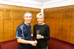 WO45 2nd Izzy Tyrrell (Presented by Andrew Mulvey)