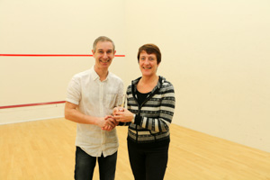 WO50 2nd Isobel Smith (Presented by Andrew Mulvey)