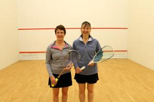 WO50 Finalists Isobel Smith vs Rachel Woolford