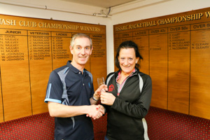 WO55 2nd Lynne Davies (Presented by Andrew Mulvey)