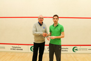 MO35 2nd Jamie Goodrich (Presented by Ron Stevenson)