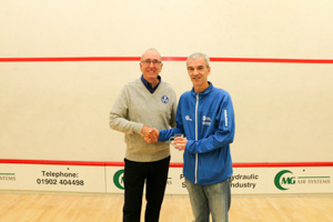 MO45 2nd David Youngs (Presented by Ron Stevenson)