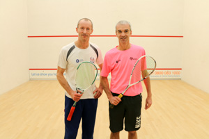 MO45 Finalists Andrew Cross vs David Youngs