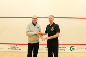 MO50 2nd Raymond Burke MBE (Presented by Ron Stevenson)